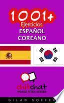 1001+ Ejercicios español - coreano