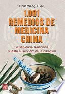1,001 remedios de medicina china / 1,001 Chinese Medicine Remedies