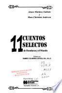 11 cuentos selectos de Honduras y el mundo