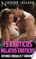 15 Exóticos Relatos Eróticos