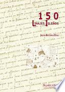 150 LINAJES ISLEÑOS