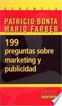 199 Preguntas sobre marketing