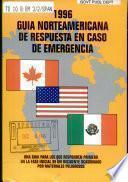 1996 guia norteamericana de respuesta en caso de emergencia