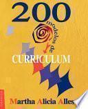 200 modelos de currículum