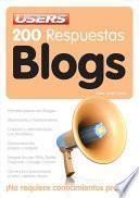 200 respuestas: blogs