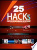 25 Hacks - Prototipos electrónicos con Internet