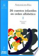 26 cuentos infantiles en orden alfabético