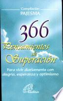 366 Pensamientos de Superacion