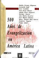 500 años de evangelización en América Latina