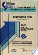 9a. Convencion nacional de ejecutivos de finanzas : 20-26 de Septiembre 1987