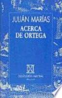 Acerca de Ortega