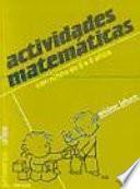 Actividades matemáticas con niños de 0 a 6 años
