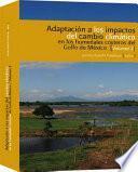Adaptación a los impactos del cambio climático en los humedales costeros del Golfo de México. Volumen II
