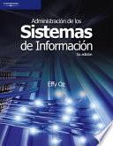 Administracion de los sistemas de informacion / Management Information Systems
