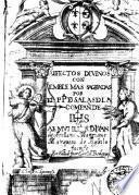 Affectos divinos con emblemas sagrados