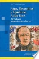 Agua, electrolitos y equilibrio ácido-base