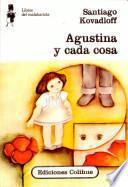 Agustina y cada cosa