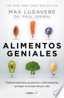 Alimentos geniales (Colección Vital)