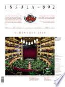 Almanaque 2020 (Ínsula n° 892, abril de 2021)