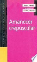 Amanecer crepuscular