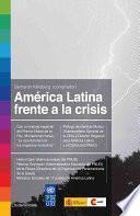 América Latina frente a la crisis