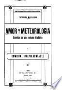 Amor y meteorología