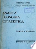 Anales de Economía y Estadística