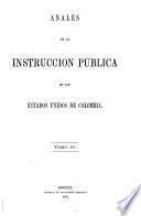 Anales de la instrucción pública