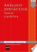 Análisis sintáctico Teoría y práctica
