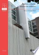 Análisis y diseño sísmico de edificios