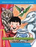 Animales sorprendentes (Amazing Animals) (Spanish Version)