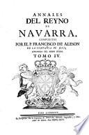 Annales del Reyno de Navarra. Vol. 2&3 edited, with a continuation, by F. de Aleson