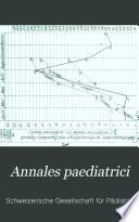 Annales paediatrici