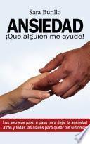 ANSIEDAD ¡Que alguien me ayude! (VERSIÓN PDF)