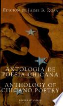 Anthology of Chicano poetry