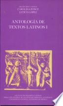 Antologia de textos latinos / Anthology of Latin texts