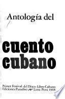 Antología del cuento cubano