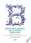 Antología general de la poesía mexicana