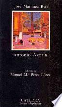 Antonio Azorín