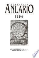 Anuario 1994