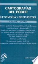 ANUARIO CIP 2005. Cartografias del poder