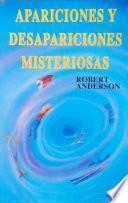 Apariciones y desapariciones misteriosas
