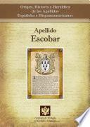 Apellido Escobar