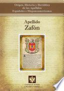 Apellido Zafón
