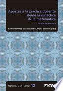 Aportes a la práctica docente desde la didáctica de la matemática