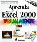 Aprenda Excel 2000 Visualmente