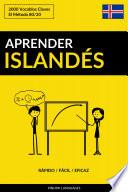 Aprender Islandés - Rápido / Fácil / Eficaz