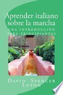Aprender Italiano Sobre la Marcha