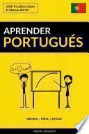 Aprender Portugués - Rápido / Fácil / Eficaz