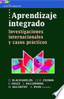 Aprendizaje integrado